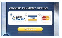 Billtomobile payment option