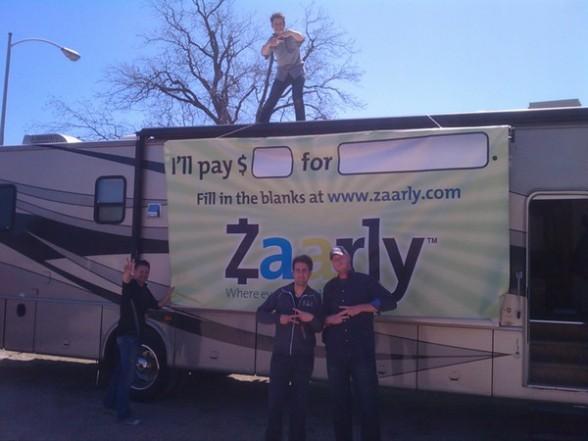 Zaarly SXSW