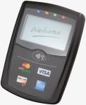 Verifone NFC terminal