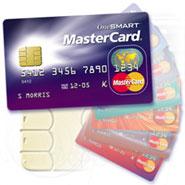 MasterCard M/4 Chip