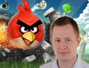 Angry Bird Magic NFC Nokia
