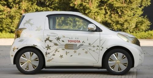 Toyota iq Electric EV